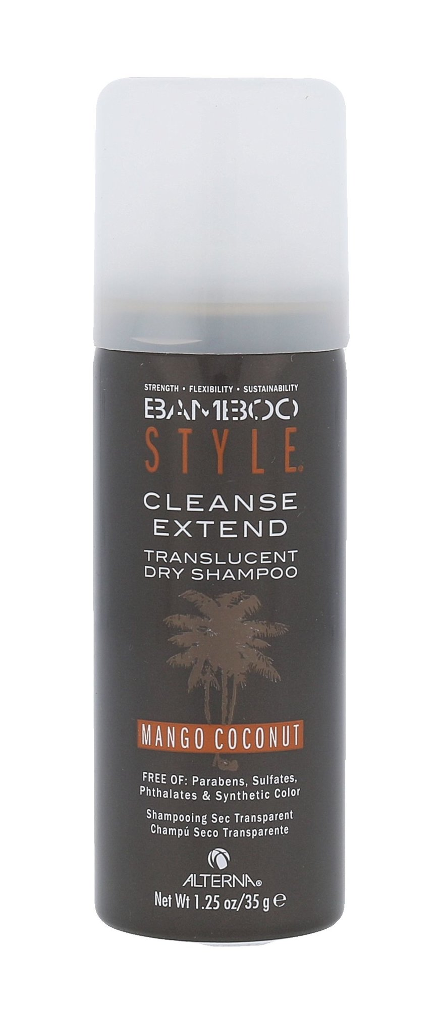Alterna Bamboo Style Cosmetic 35ml Mango Coconut