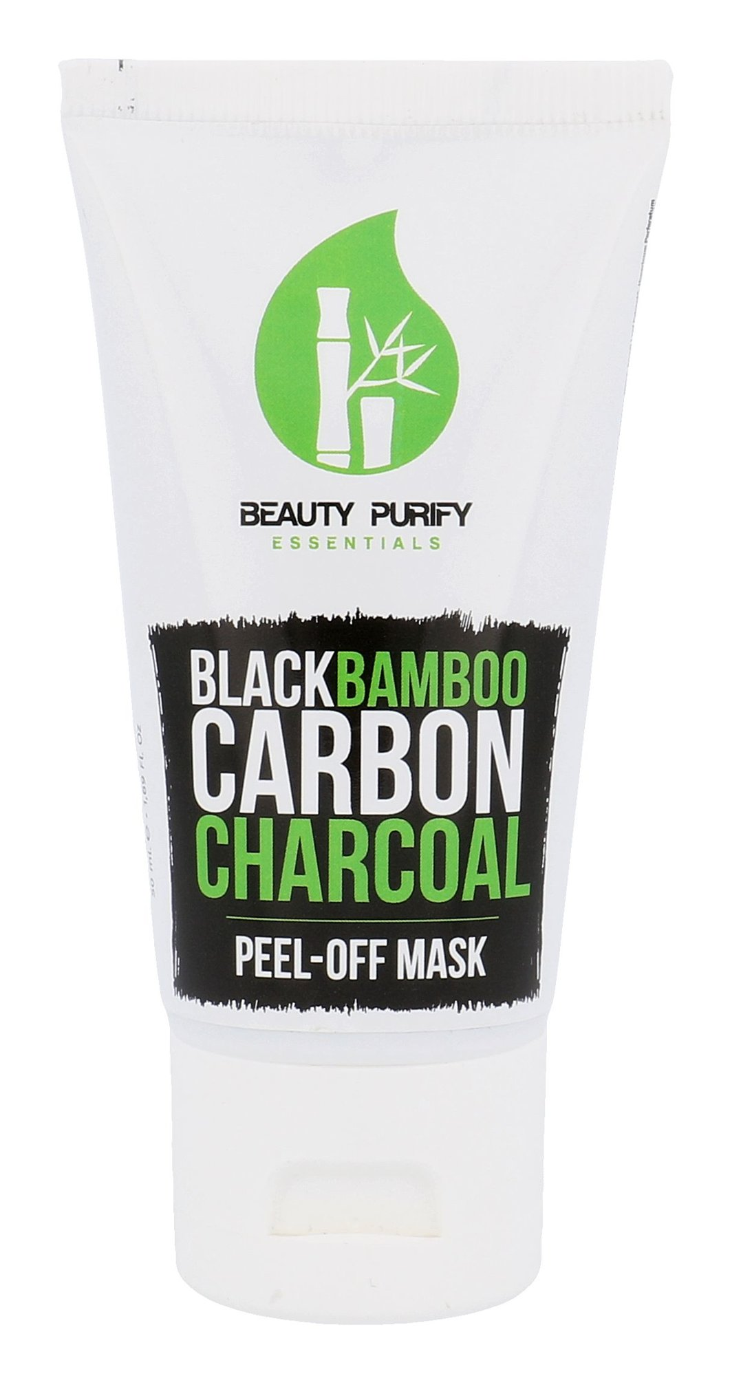 Diet Esthetic Black Bamboo Carbon Charcoal Cosmetic 50ml  Peel-Off Mask