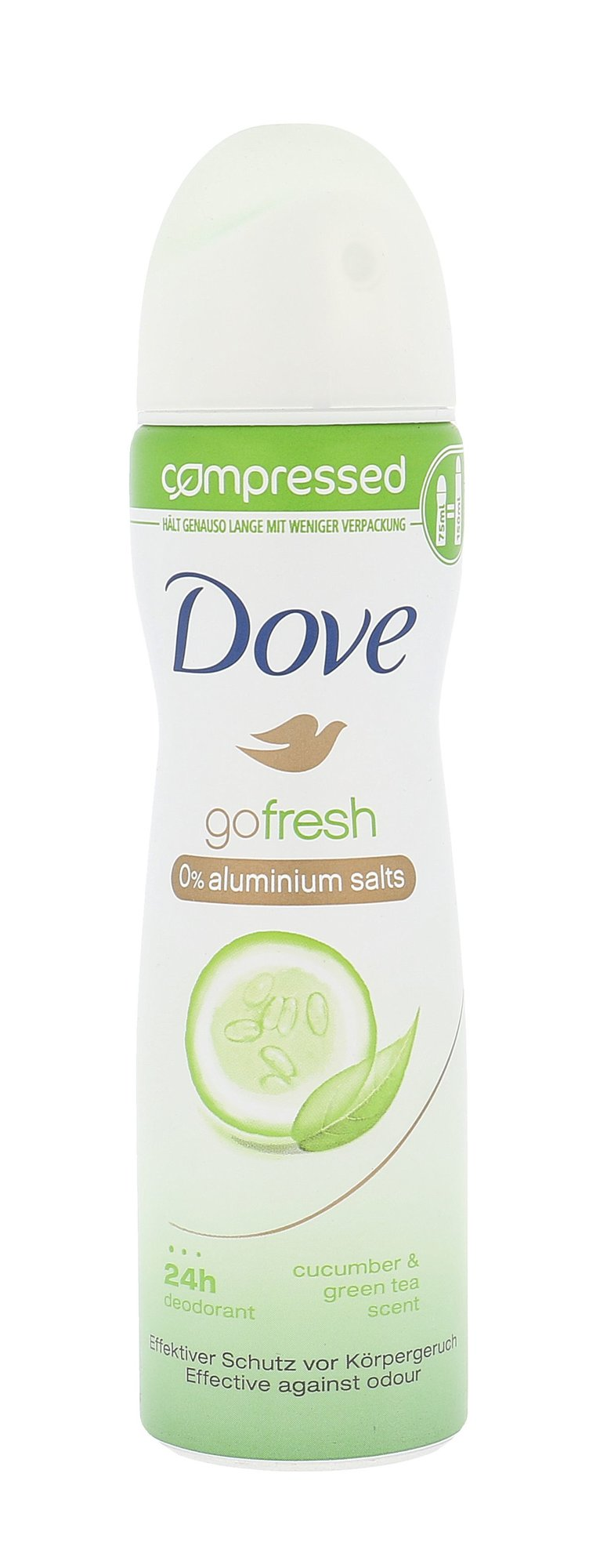 Dove Go Fresh Cosmetic 75ml