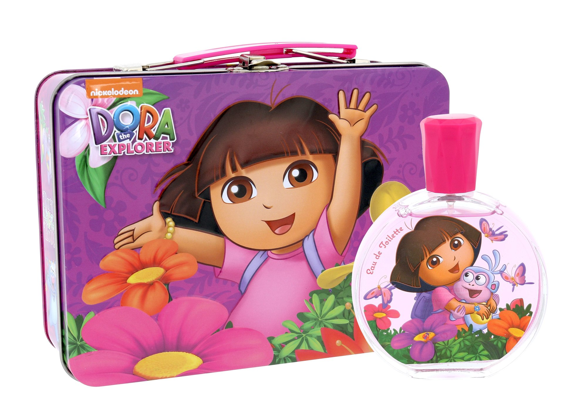 Nickelodeon Dora The Explorer Dora & Boots EDT 100ml