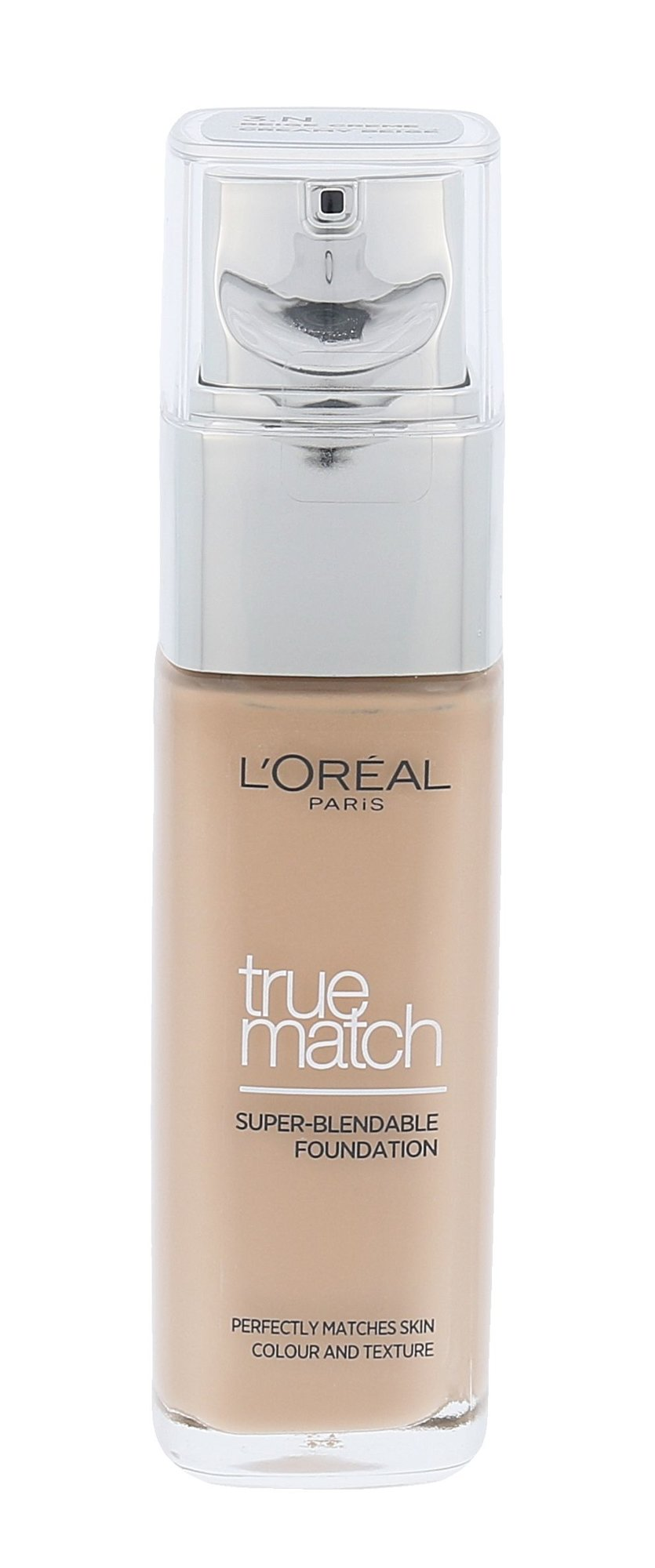 L´Oréal Paris True Match Cosmetic 30ml N3 Creamy Beige