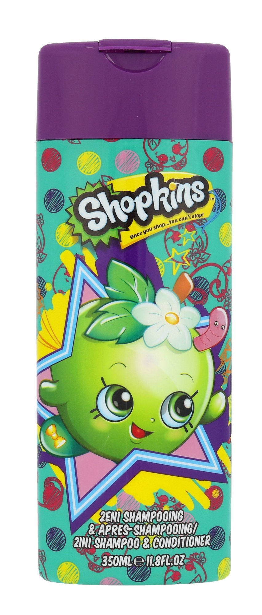 Shopkins Shopkins Shower gel 350ml