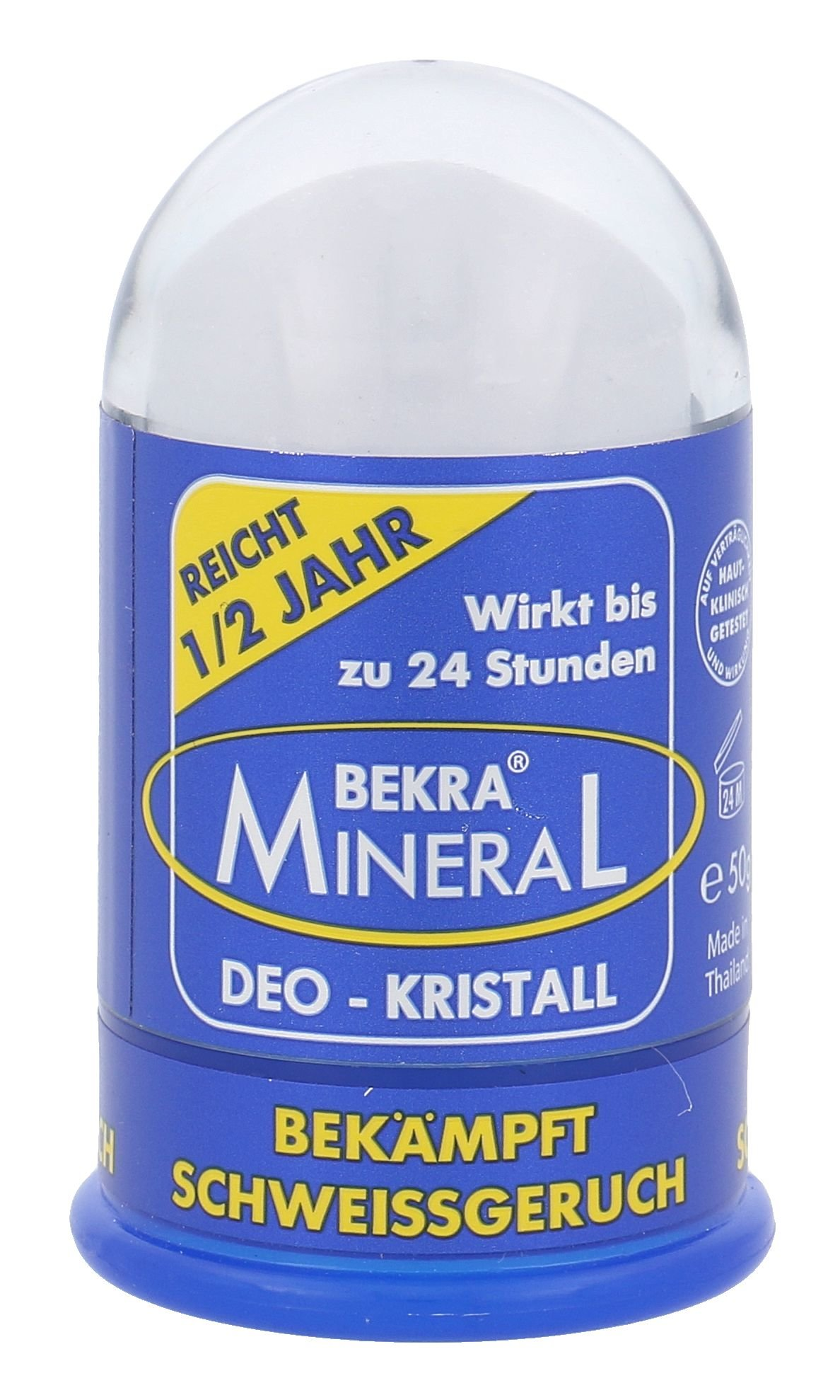 Bekra Mineral Deo-Crystal Cosmetic 50ml