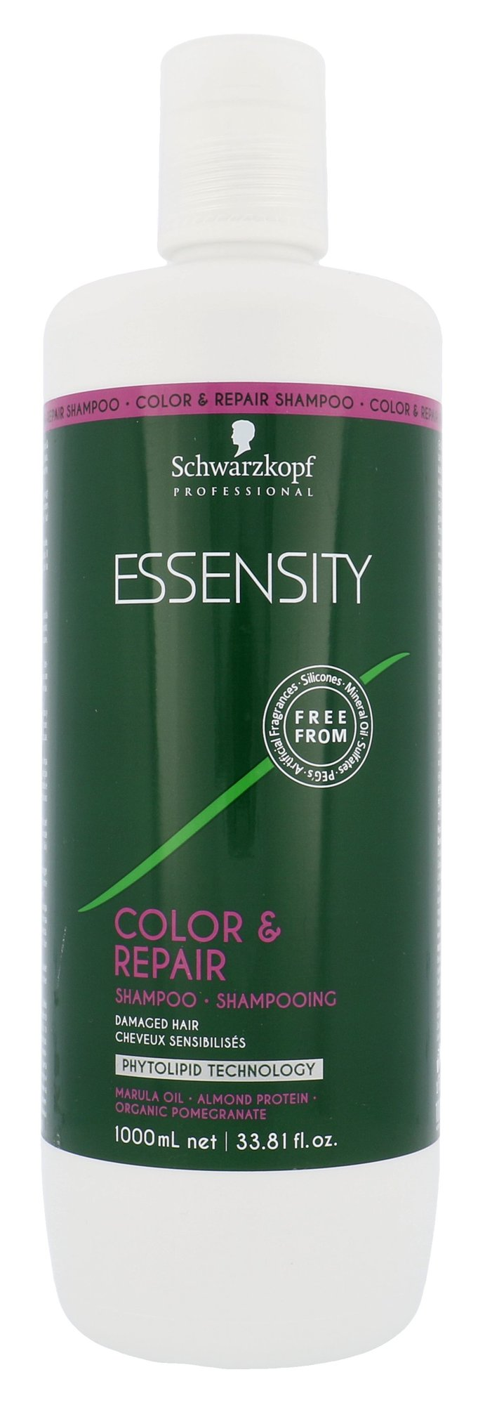 Schwarzkopf Essensity Color & Repair Cosmetic 1000ml
