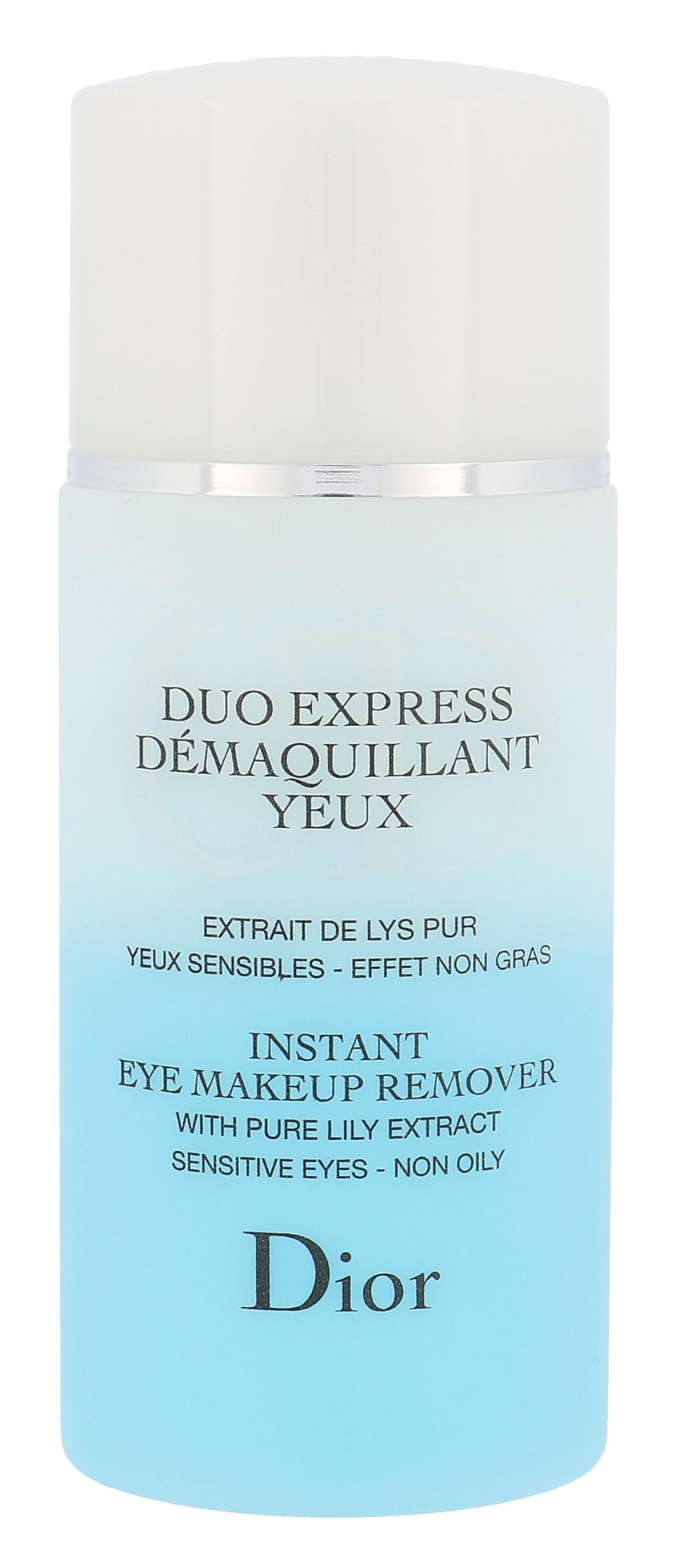 Christian Dior Instant Eye Makeup Remover Cosmetic 125ml