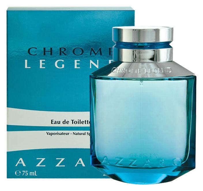 Azzaro Chrome EDT 125ml