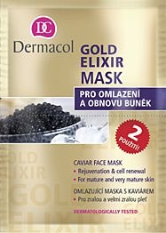 Dermacol Gold Elixir Cosmetic 16ml