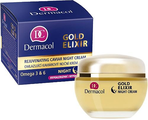 Dermacol Gold Elixir Cosmetic 50ml