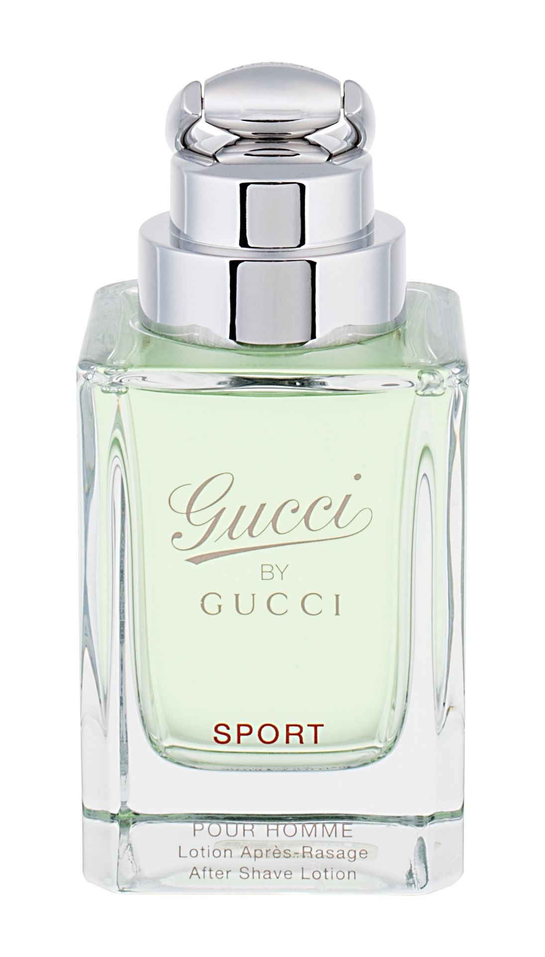 Gucci By Gucci Sport Pour Homme Aftershave 90ml