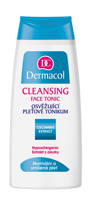 Dermacol Cleansing Face Tonic Cosmetic 200ml