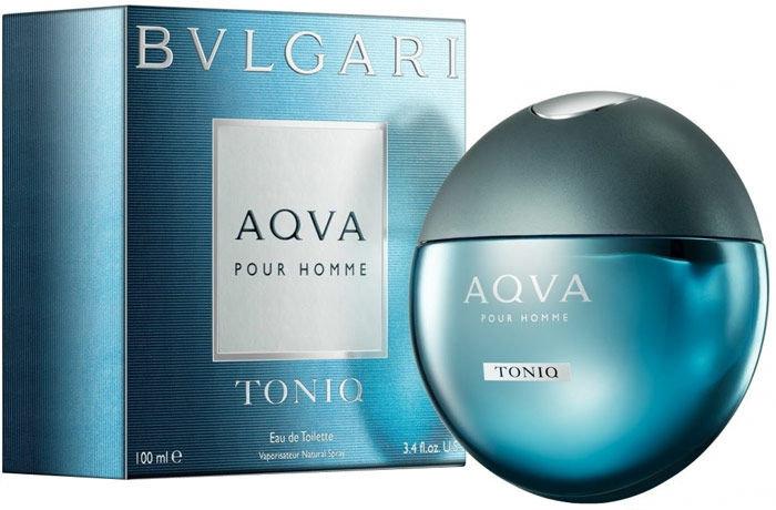 Bvlgari Aqva Pour Homme Toniq EDT 50ml