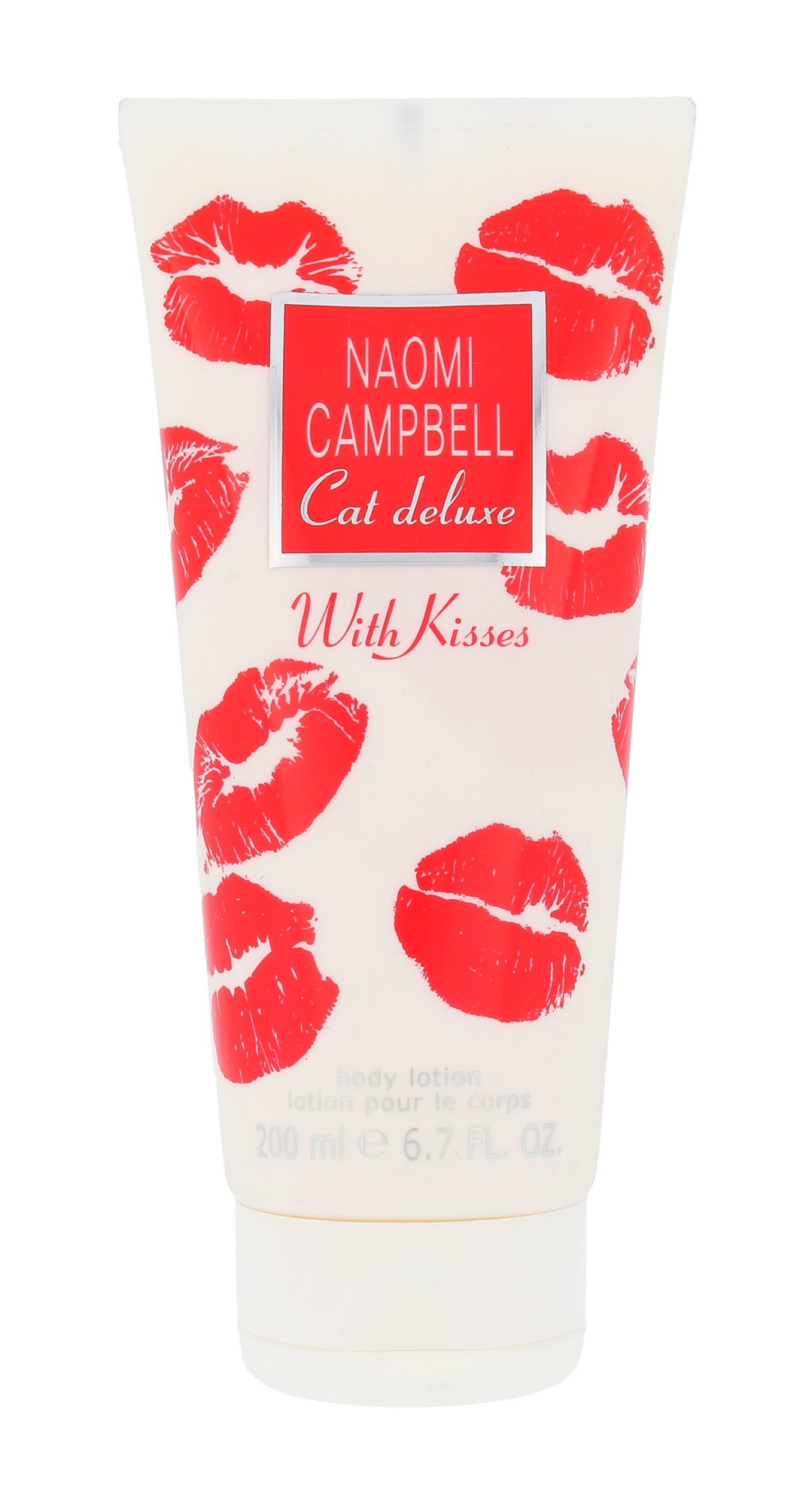 Naomi Campbell Cat Deluxe With Kisses Body lotion 200ml