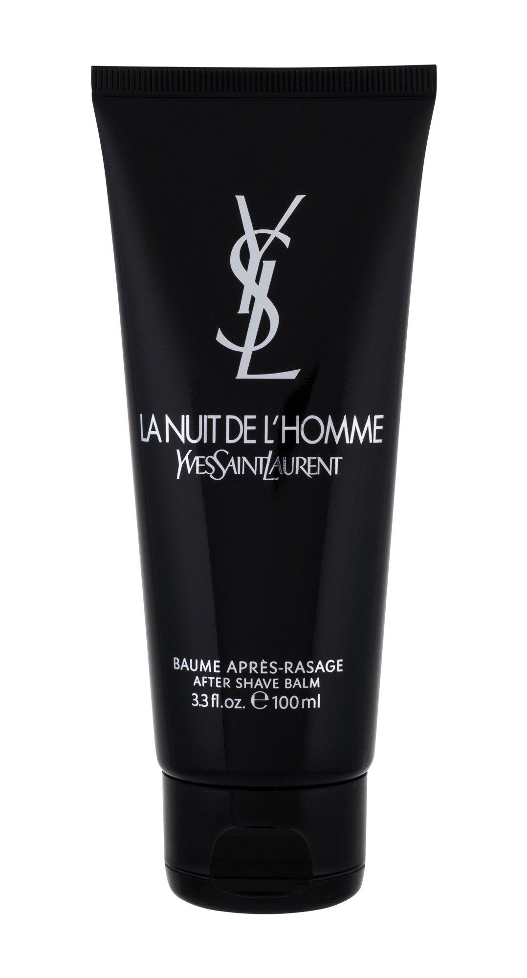 Yves Saint Laurent La Nuit De L´Homme After shave balm 100ml