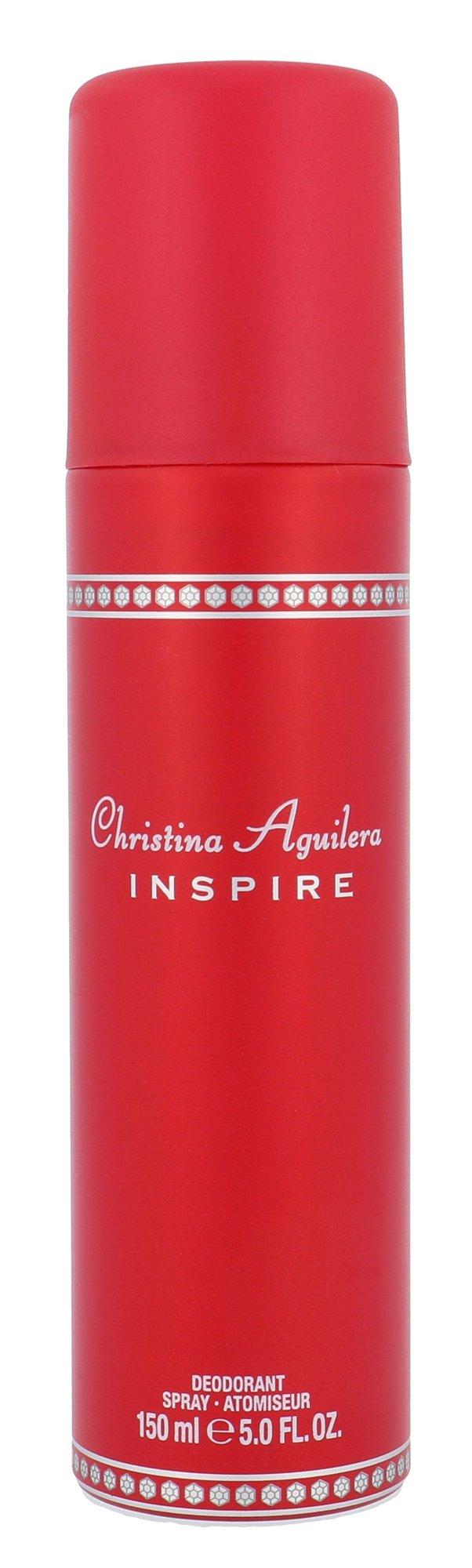 Christina Aguilera Inspire Deodorant 150ml