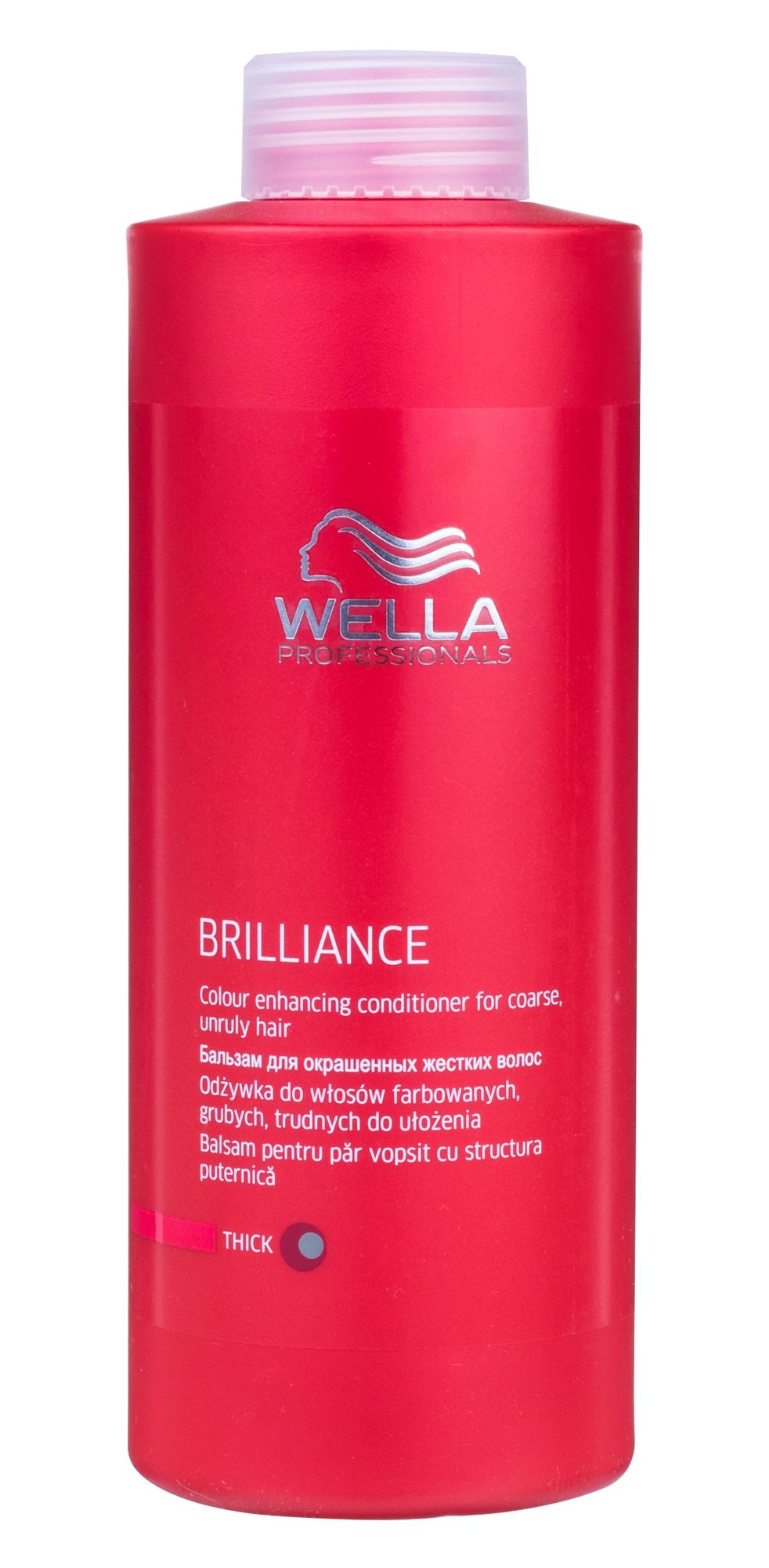 Wella Brilliance Cosmetic 1000ml