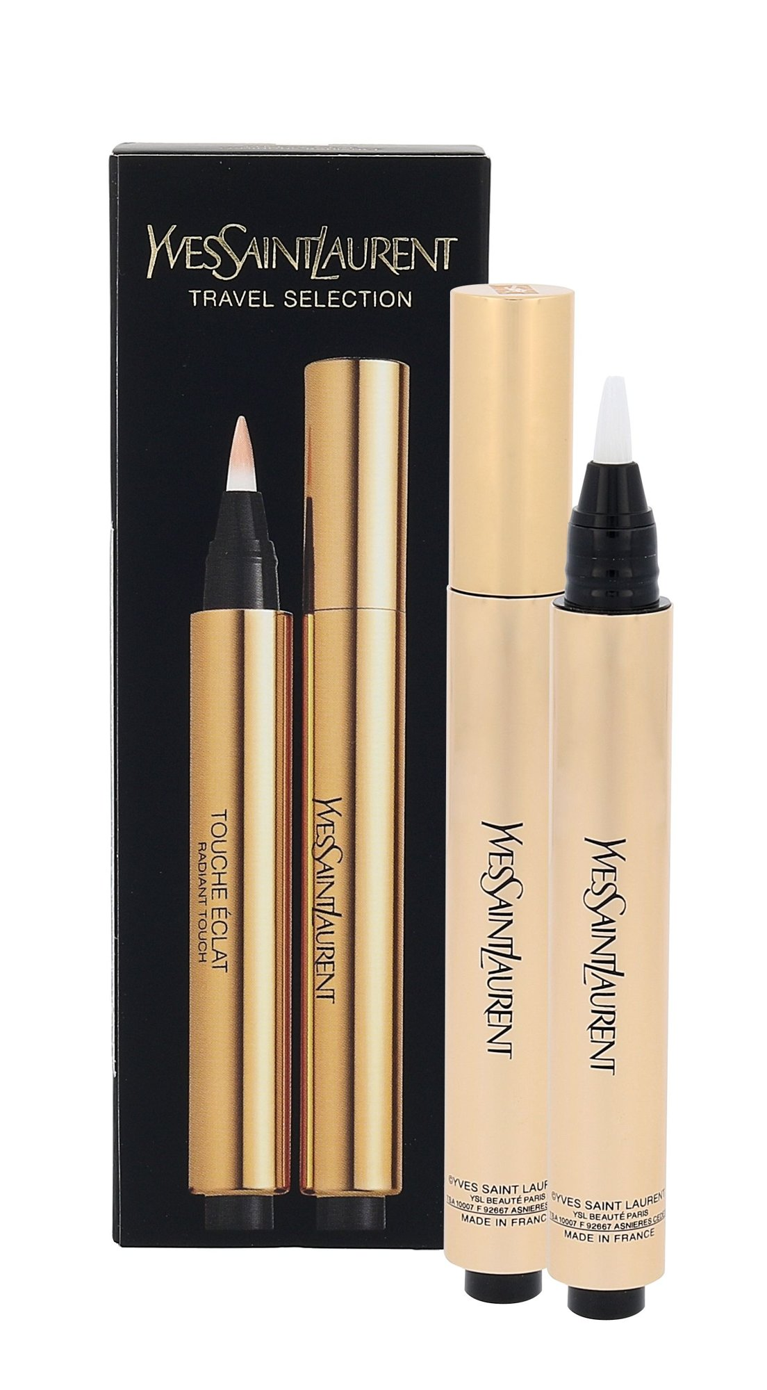Yves Saint Laurent Touche Éclat Cosmetic 2x2,5ml No.1