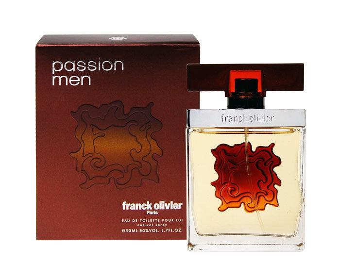 Franck Olivier Passion Men EDT 50ml
