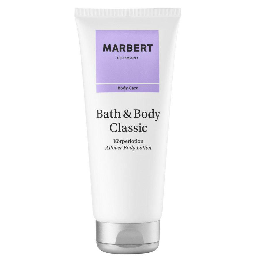 Marbert Bath & Body Clasic Body Lotion Cosmetic 200ml