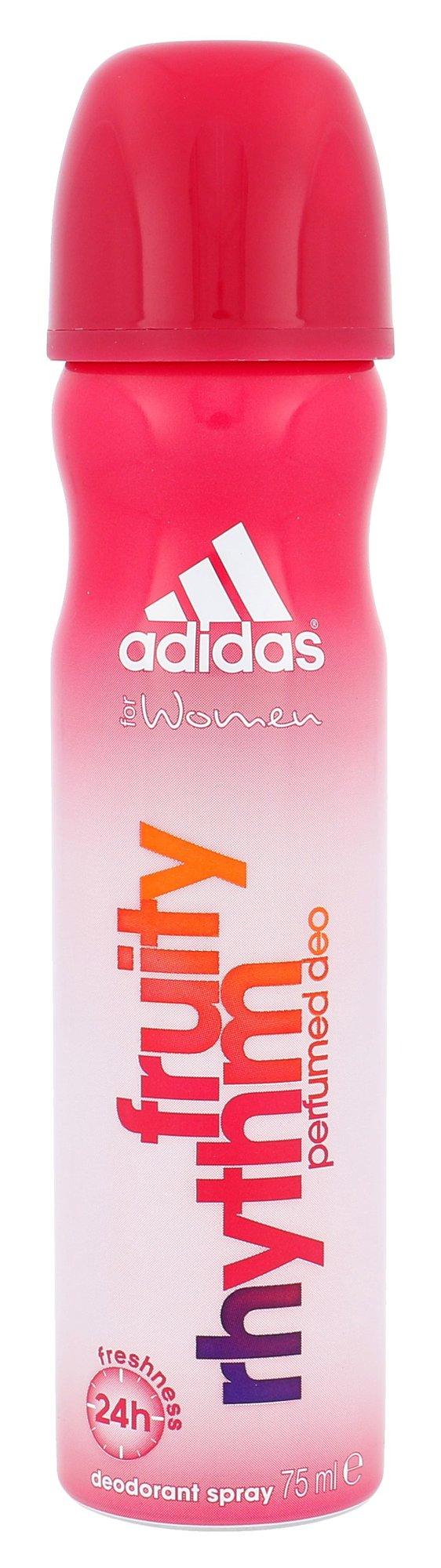 Adidas Fruity Rhythm For Women Deodorant 75ml
