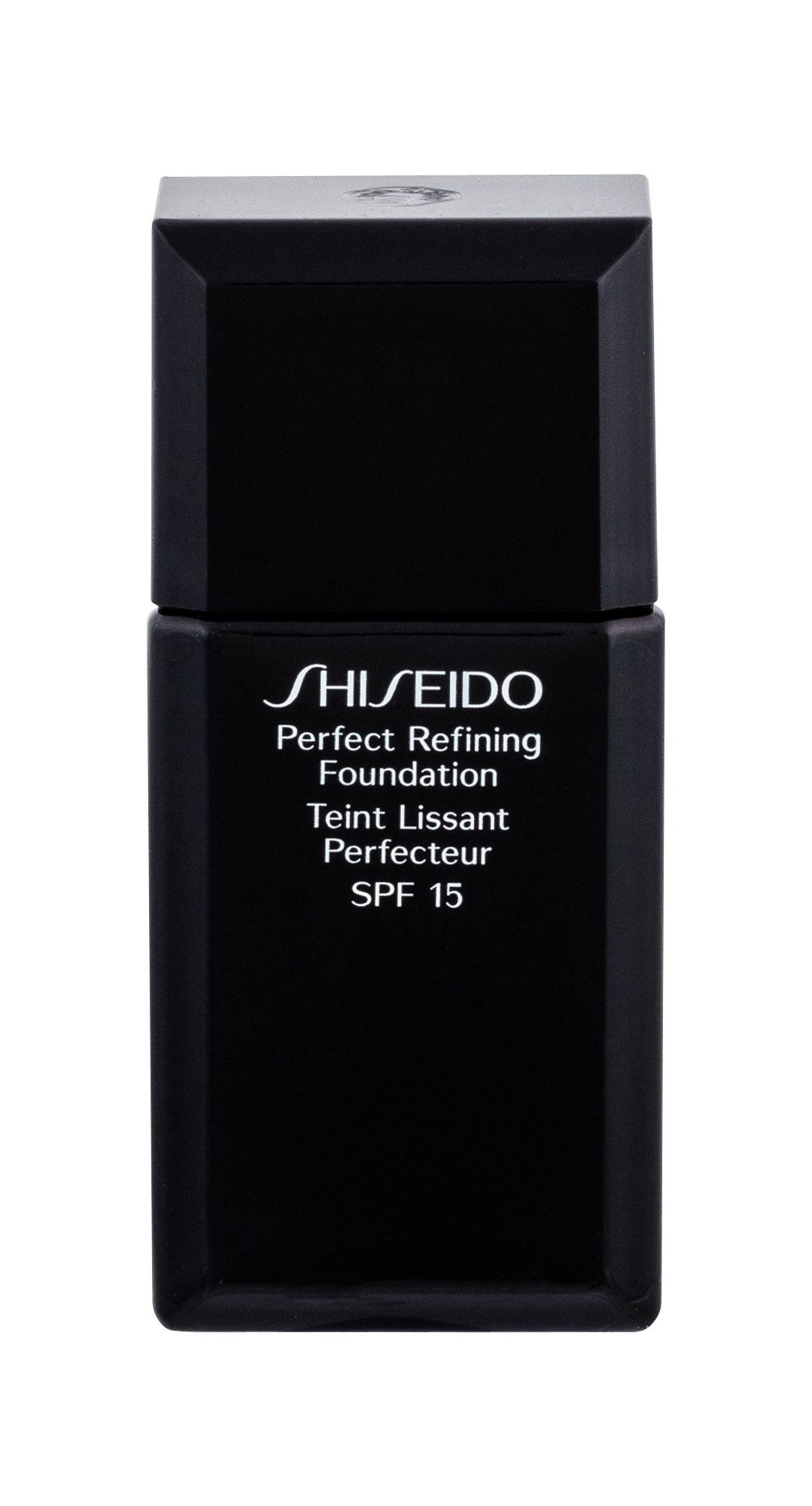 Shiseido Perfect Refining Foundation Cosmetic 30ml I40 Natural Fir Ivory