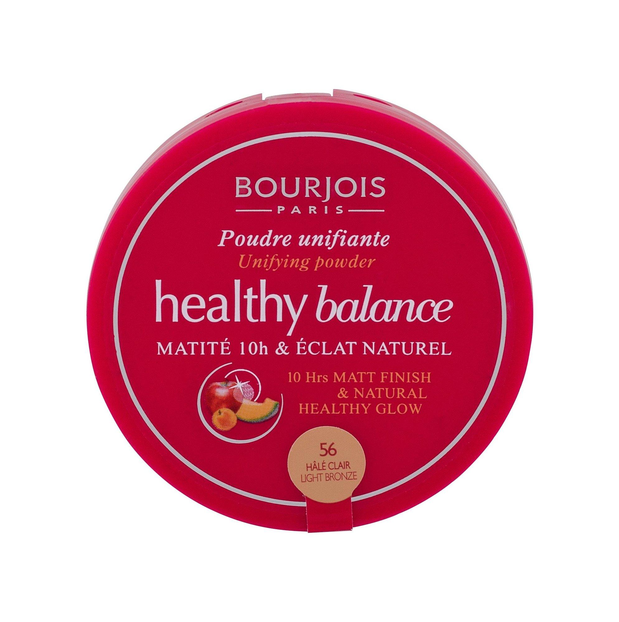 BOURJOIS Paris Healthy Balance Cosmetic 9ml 56 Light Bronze