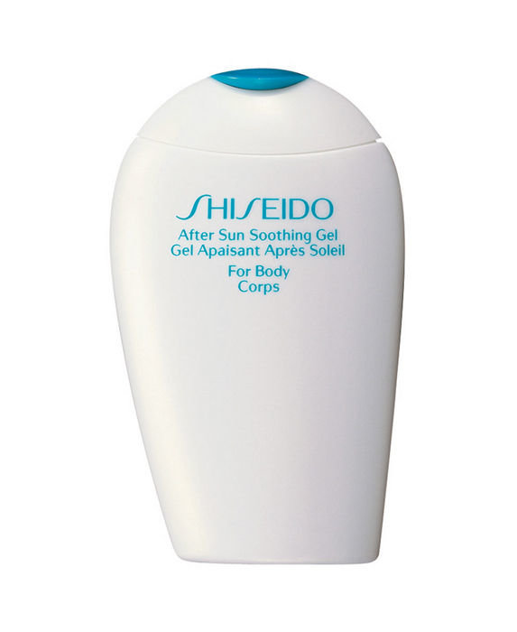 Shiseido After Sun Soothing Gel Cosmetic 150ml