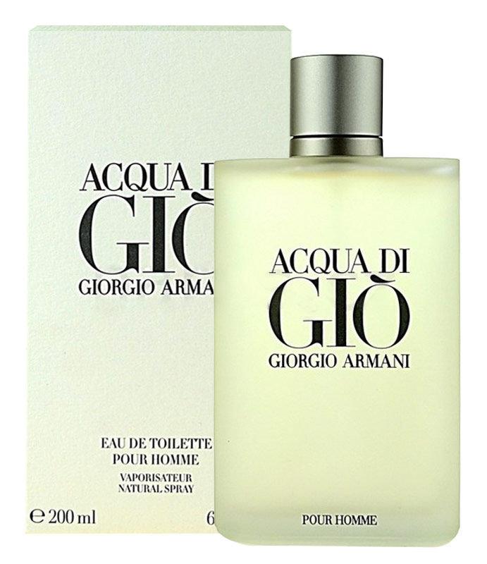 Giorgio Armani Acqua di Gio Pour Homme EDT 400ml