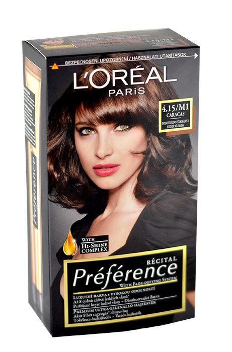 L´Oréal Paris Préférence Cosmetic 1ml 4,15-M1 Caracas