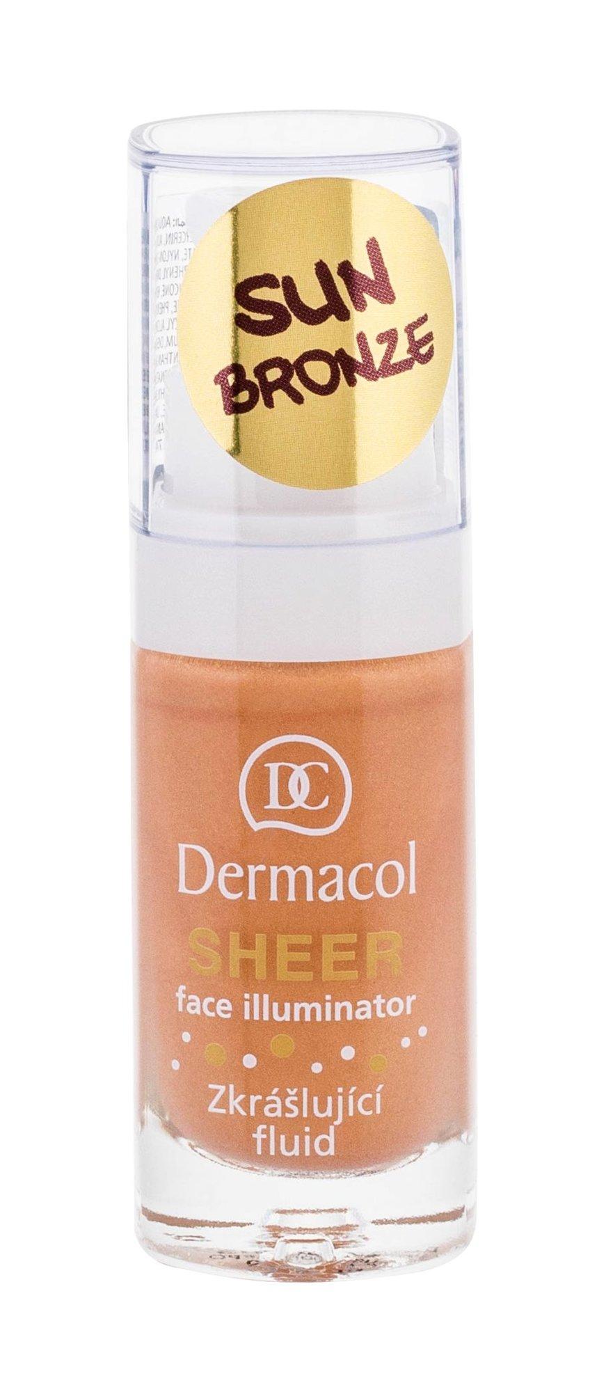 Dermacol Sheer Cosmetic 15ml sun bronze