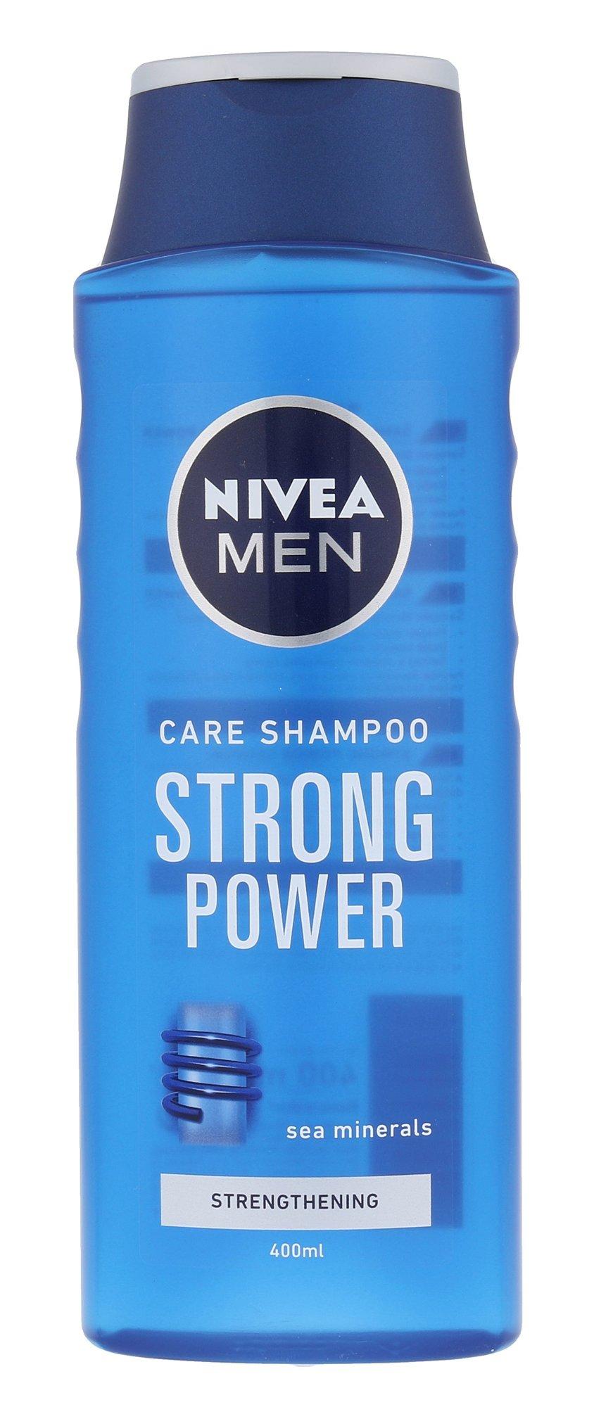 Šampūnas Nivea Men Strong Power