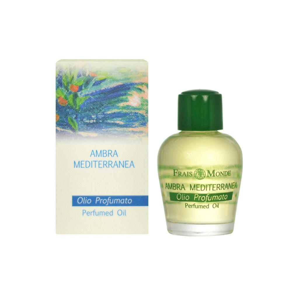 Frais Monde Mediterranean Amber Perfumed oil 12ml