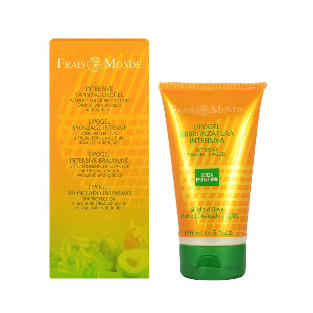 Frais Monde Intesive Tanning Lipogel Cosmetic 150ml