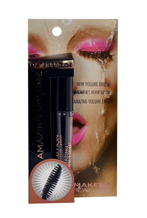 Makeup Revolution London Amazing Cosmetic 5,5ml Black