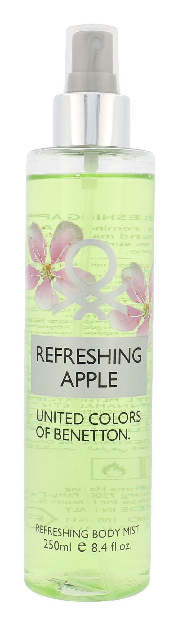 Benetton Refreshing Apple Body veil 250ml