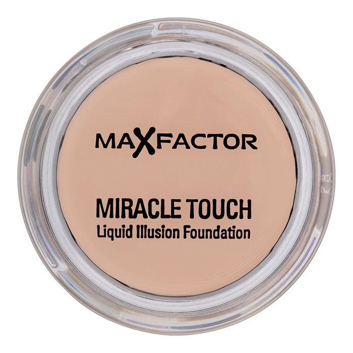 Kompaktinė pudra Max Factor Miracle Touch Liquid Illusion Foundation
