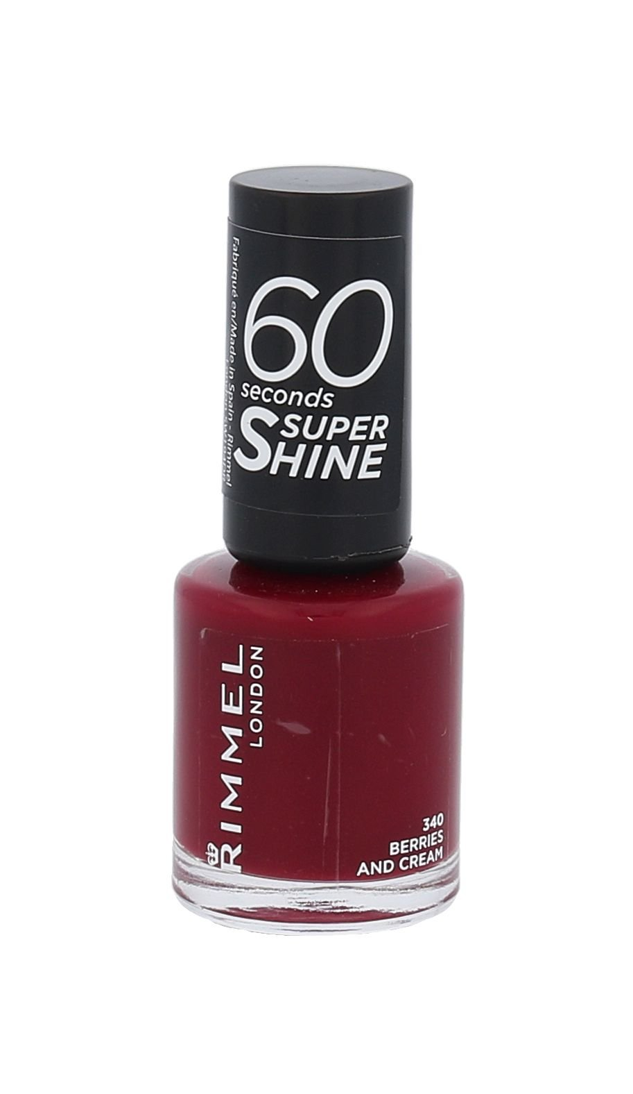 Rimmel London 60 Seconds Cosmetic 8ml 340 Berries And Cream
