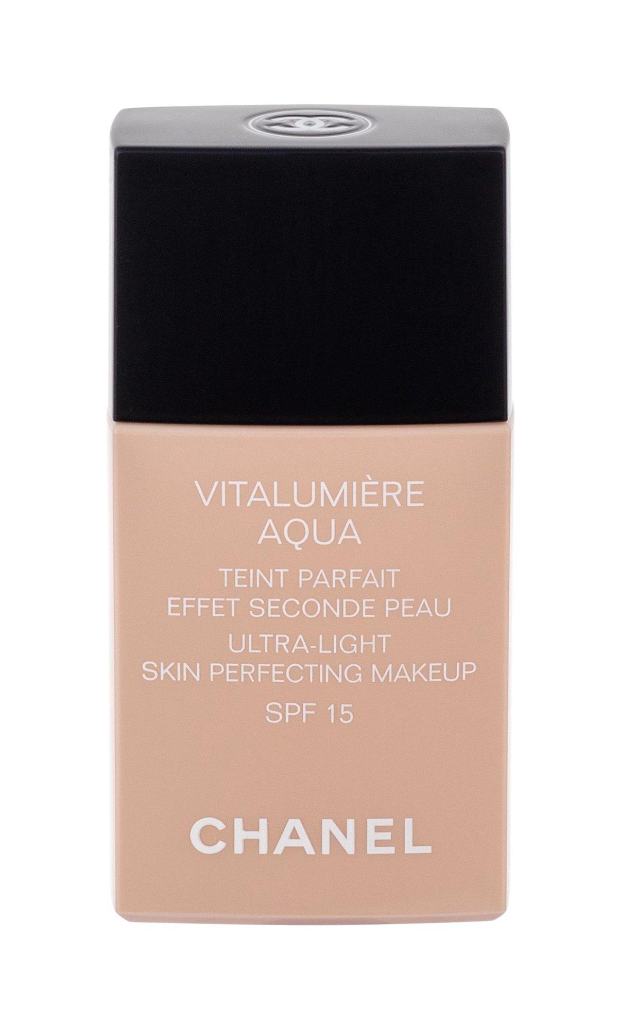 Chanel Vitalumiere Aqua Cosmetic 30ml 20 Beige