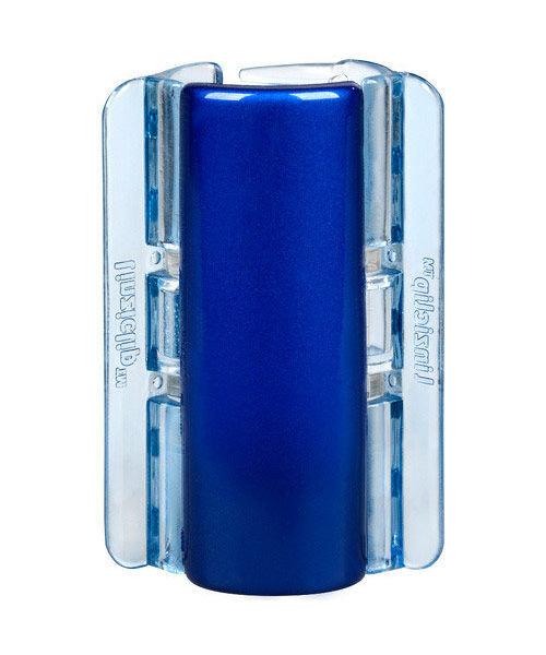 Linziclip Maxi Hair Clip Cosmetic 1pc Blue Pearl Translucent