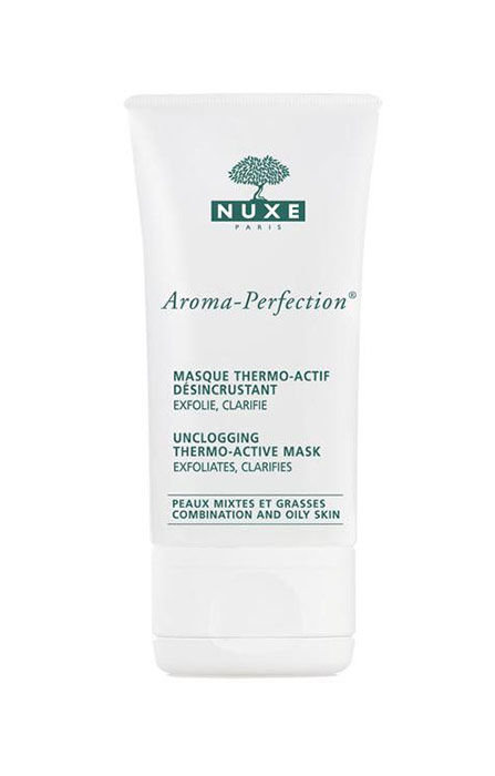 NUXE Aroma-Perfection Cosmetic 40ml  Unclogging Thermo-Active Mask