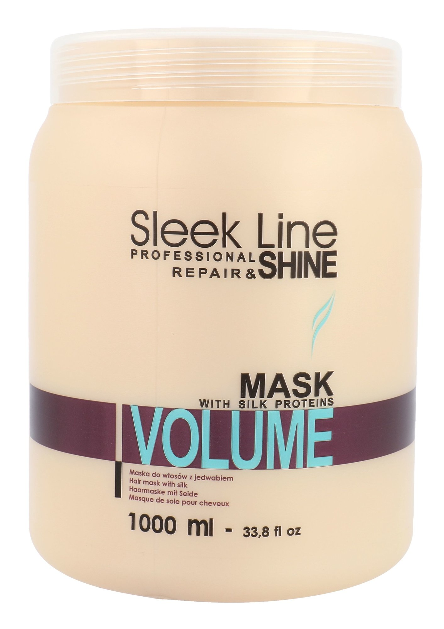 Stapiz Sleek Line Volume Mask Cosmetic 1000ml
