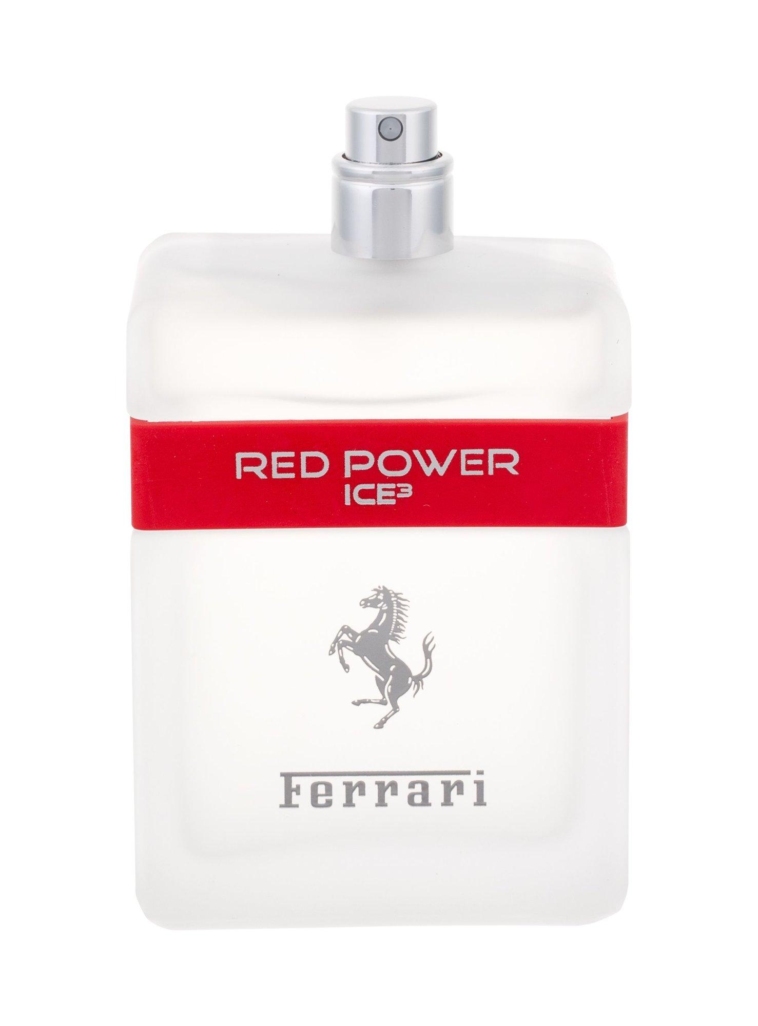 Ferrari Red Power Ice 3 EDT 125ml