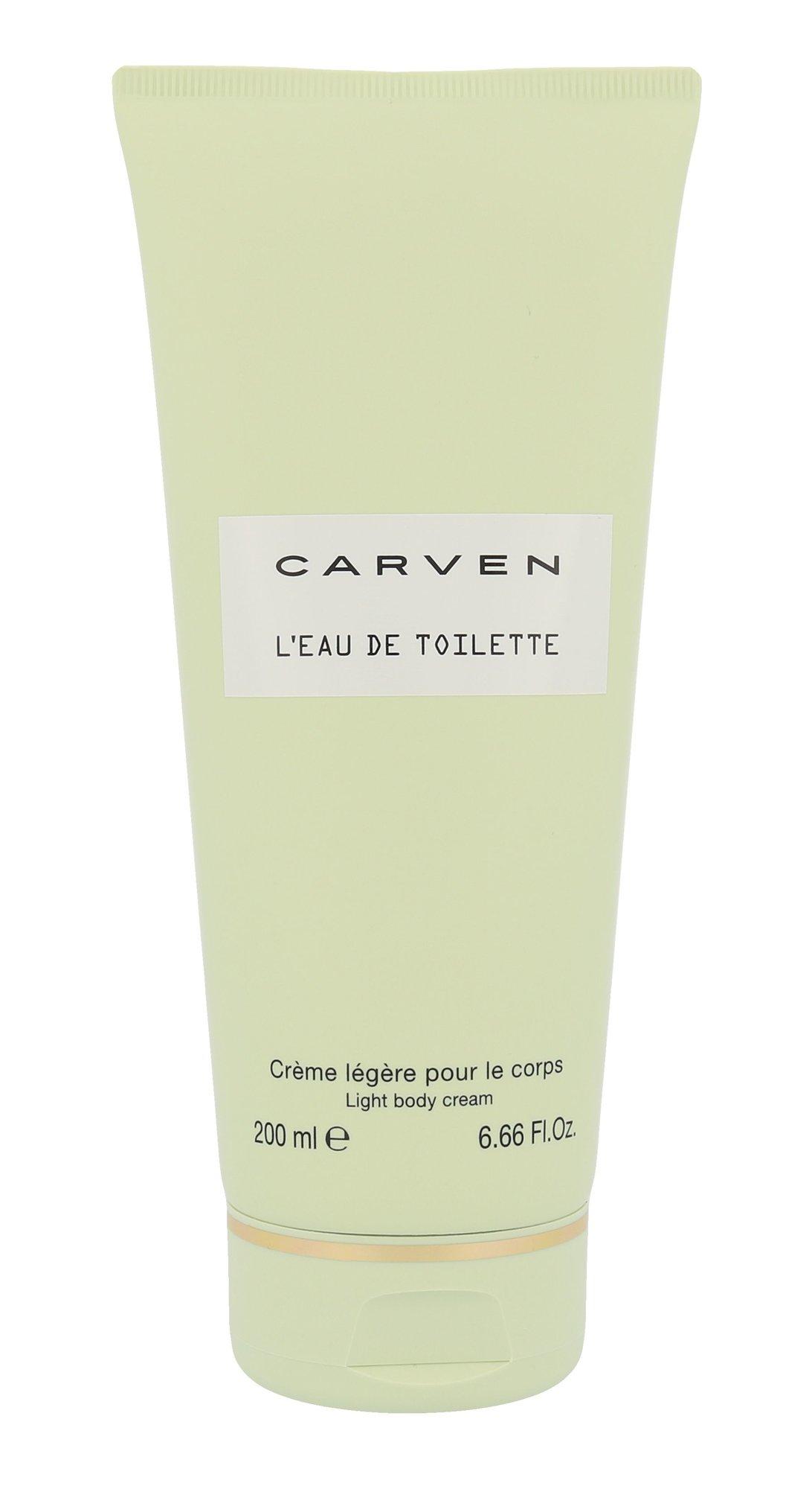 Carven L´Eau Body cream 200ml