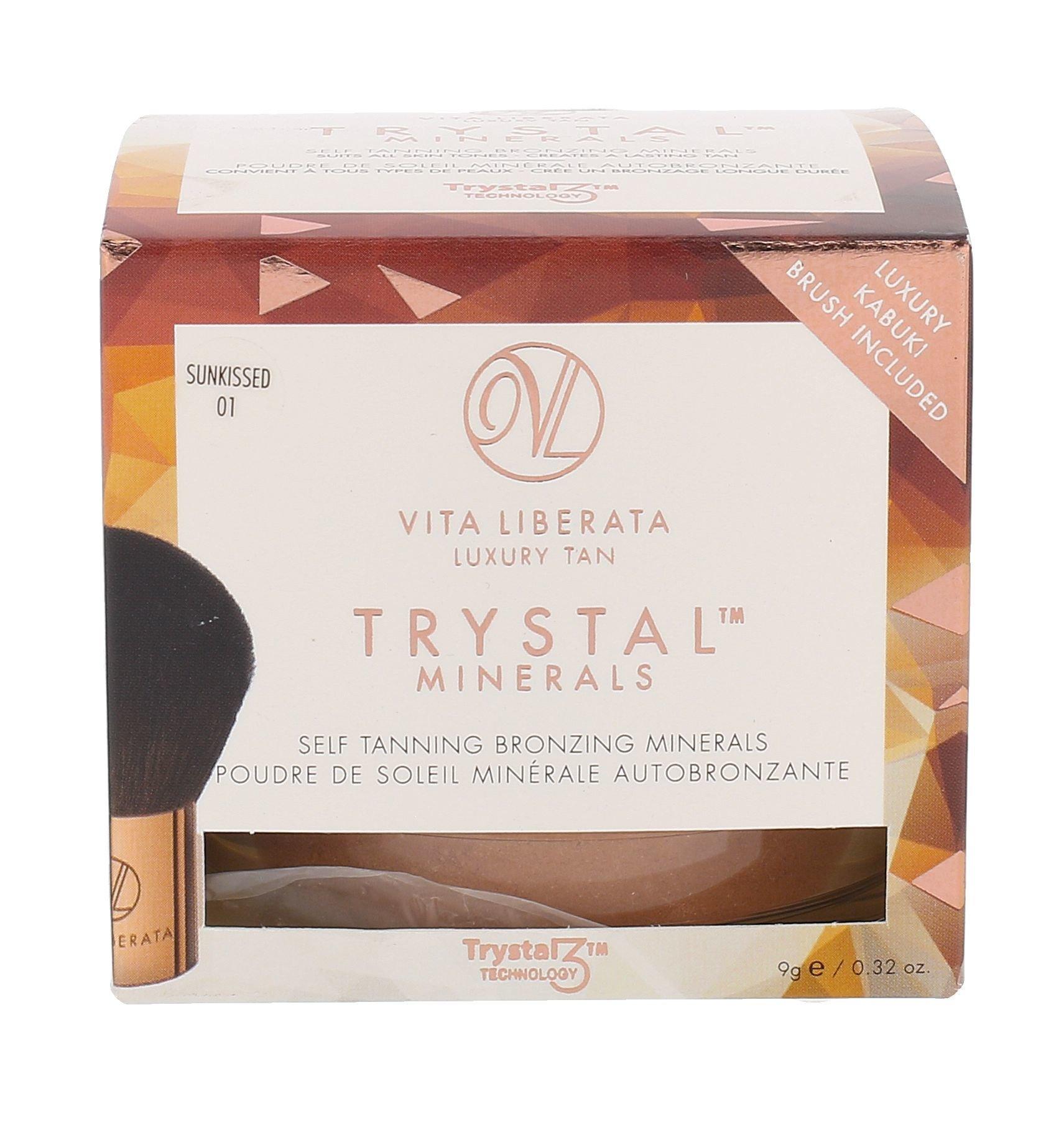 Vita Liberata Trystal Cosmetic 9ml 01 Sunkissed Minerals