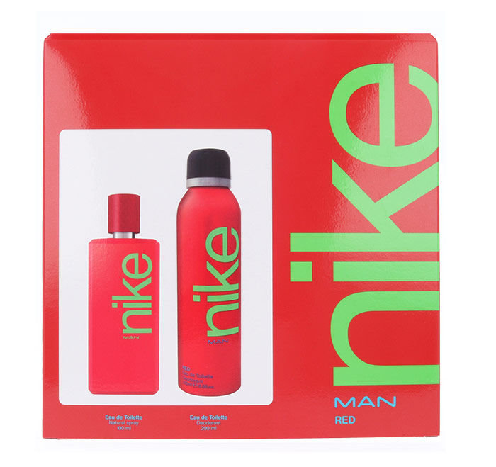 Nike Perfumes Red Man EDT 100ml
