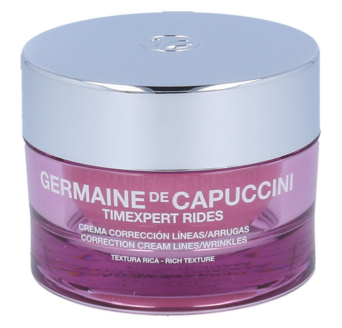 Germaine de Capuccini Timexpert Rides Correction Cream Rich Cosmetic 50ml