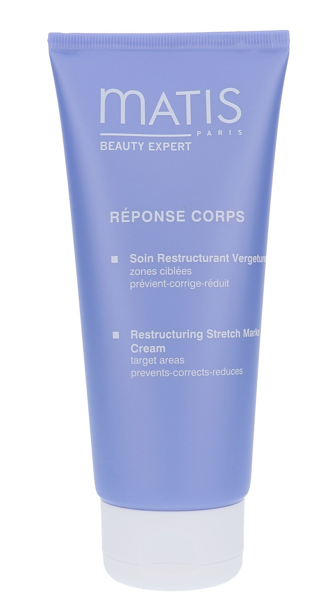Matis Réponse Corps Cosmetic 200ml  Restructuring Stretch Marks Cream