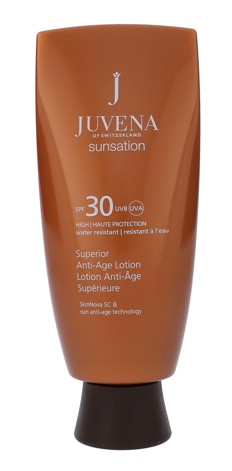 Juvena Sunsation Cosmetic 150ml  Superior Anti-Age Lotion