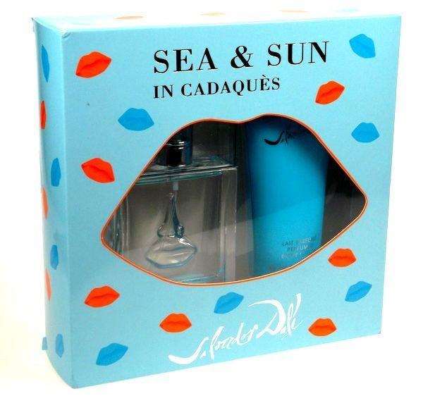 Salvador Dali Sea & Sun in Cadaques EDT 50ml