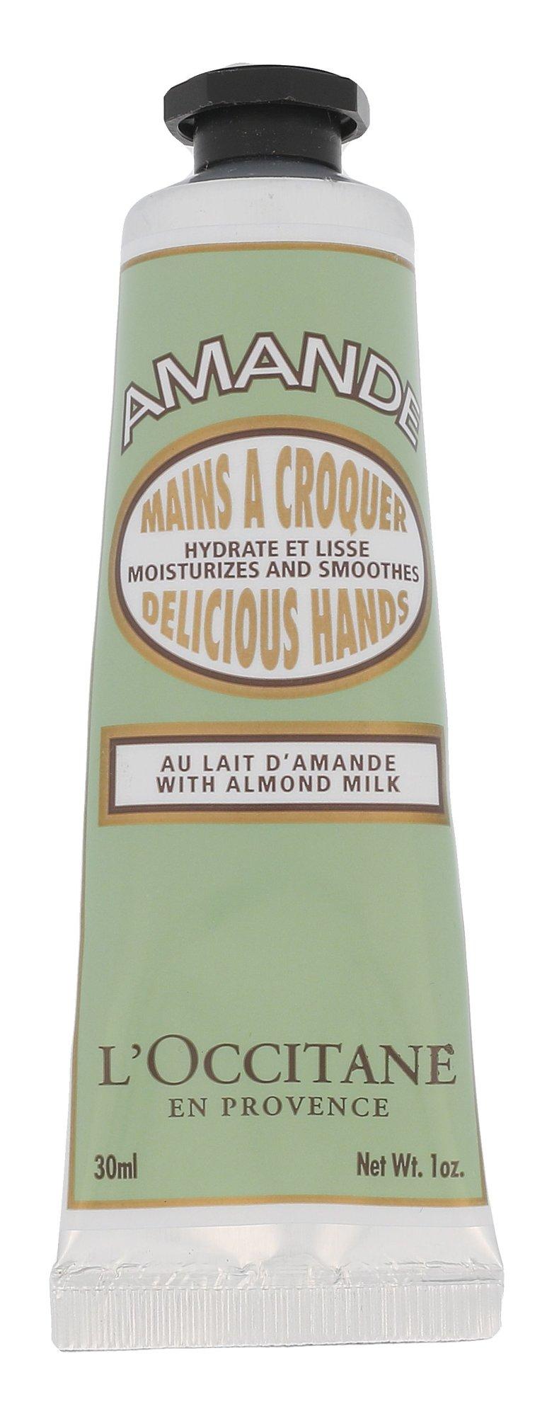 L´Occitane Almond Delicious Hands Cosmetic 30ml