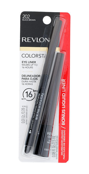 Revlon Colorstay Cosmetic 2,78ml 202 Black Brown